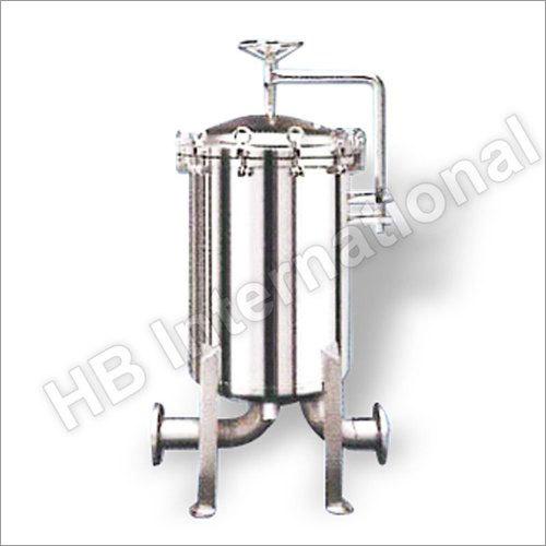 HB SS Inline Multi Bag Filter