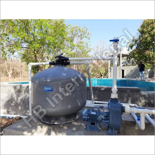 Swimming Pool Sand Filtration System