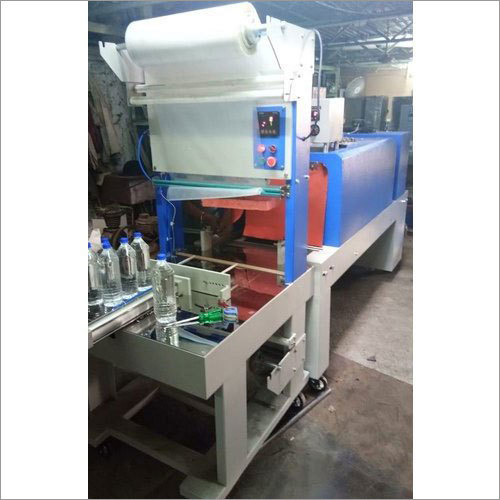 Bottle Packing Shrink Wrapping Machine