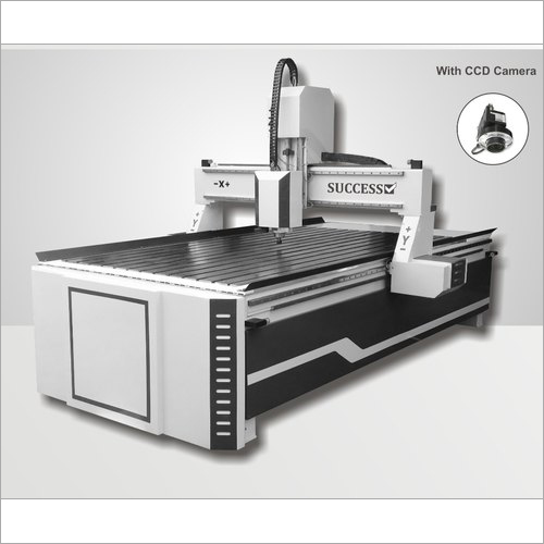 CNC Router Machine with CCD Camera
