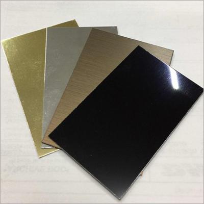 Laser Engravable Aluminium Sheets