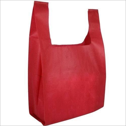 U Cut Non Woven Grocery Bag