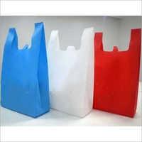W Cut Non Woven Grocery Bag