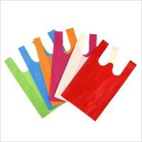 Multicolor W Cut Non Woven Carry Bag