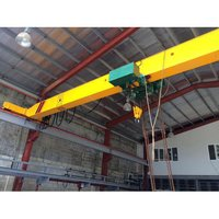 Single Girder Overhead Cranes