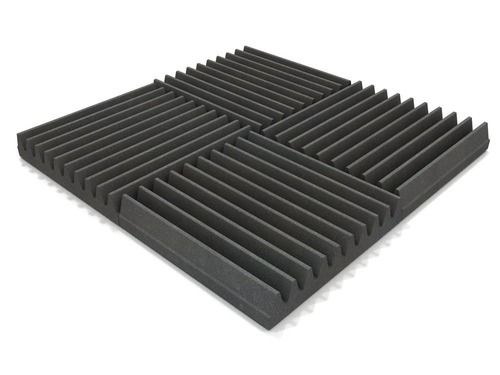 APAGAR Acoustic Wedge Foam Panel- SET OF 10 PCS