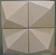 APAGAR Diamond 3D Acoustic Panel-SETS OF 5PCS