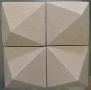 APAGAR Diamond 3D Acoustic Panel-SETS OF 5PCS