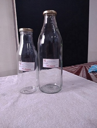 1000 ML MILK BOTTLES