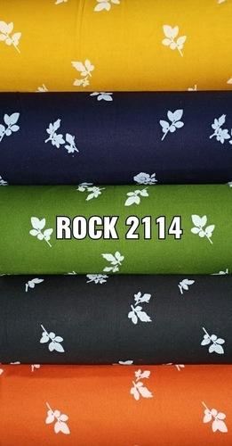 18 Kg Rayon Printed Fabrics