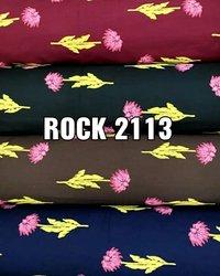 Rayon Printed Fabrics 18 KG