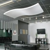Acoustical Baffle-Whisper Foam-Water Retardant & Fire Retardant