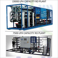 POTABLE WATER RO PLANTS