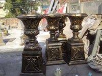 Bronze Planter