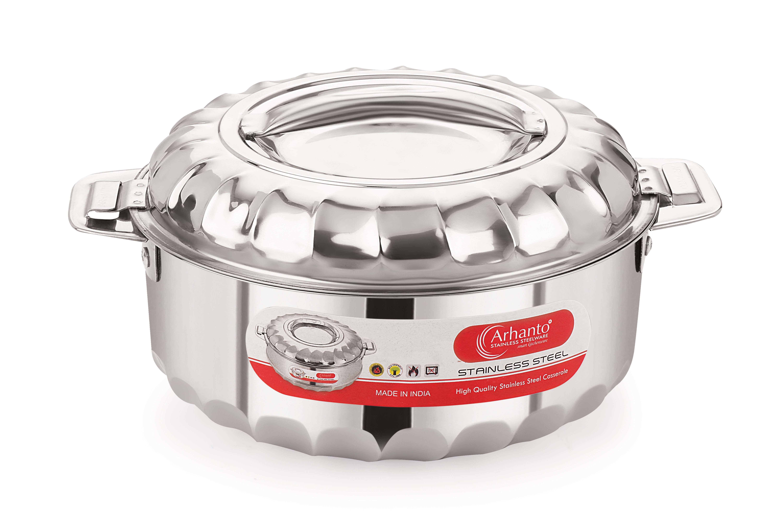 stainless steel hot pot dersire 3000