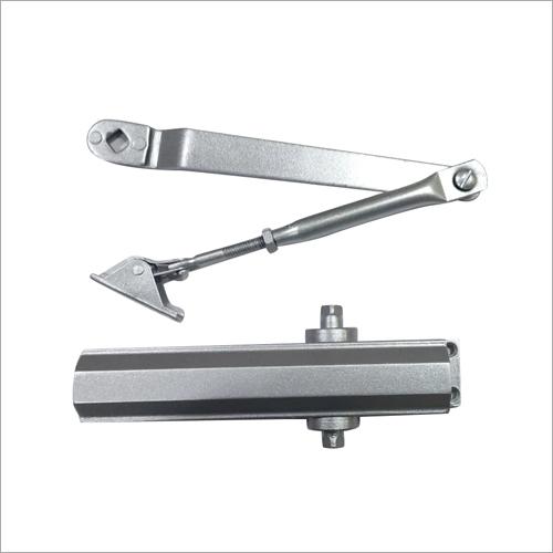 Silver Overhead Hydraulic Door Closer