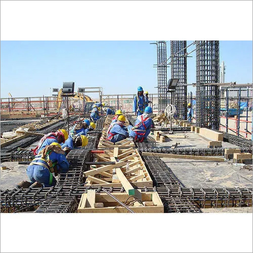 Industrial Civil Construction Contractors Service