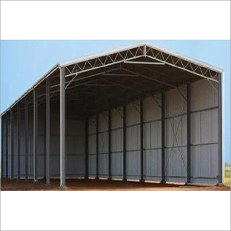 Steel Pipes Sheds Fabrication Services