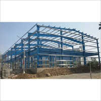 Prefabricated Metal Building Structure Shed