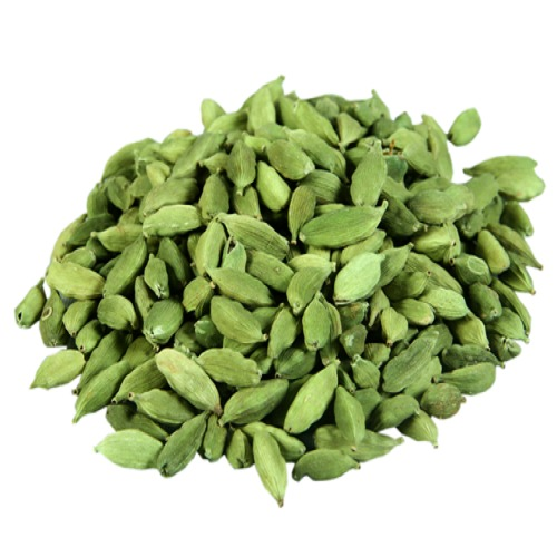Green Cardamom, Black Pepper