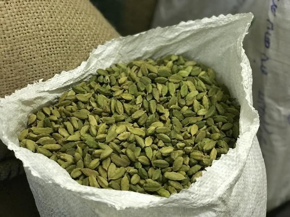 100% Natural Green Cardamom 2020 Crop