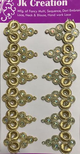 Code Dori with jari lace