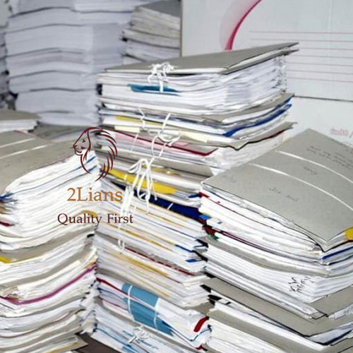 CATALOGUE WASTE PAPER