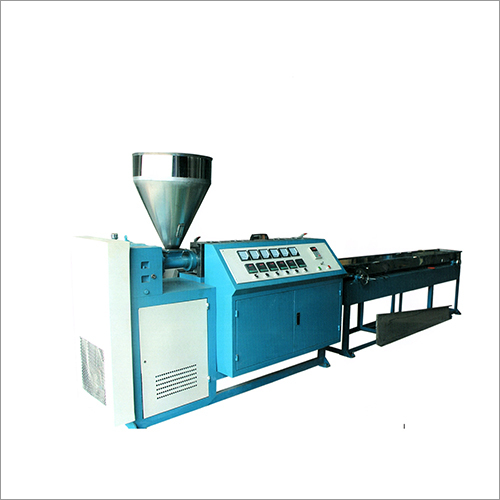 Plastic Straw Extrusion Machine
