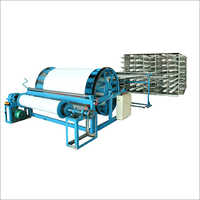 Plastic Mat Weaving Machine