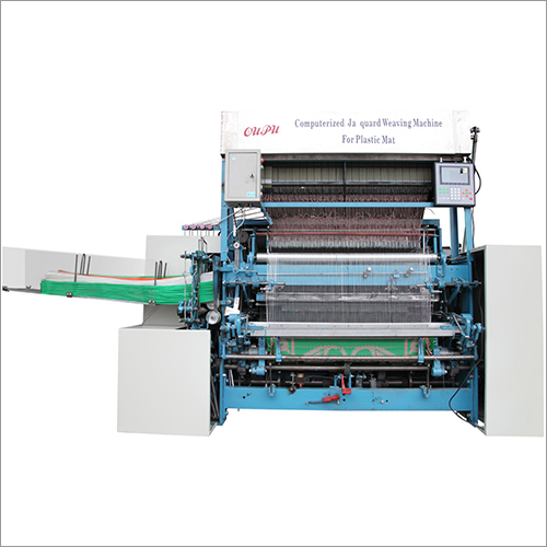 Jacquard Weaving Machine for Plastic Mat