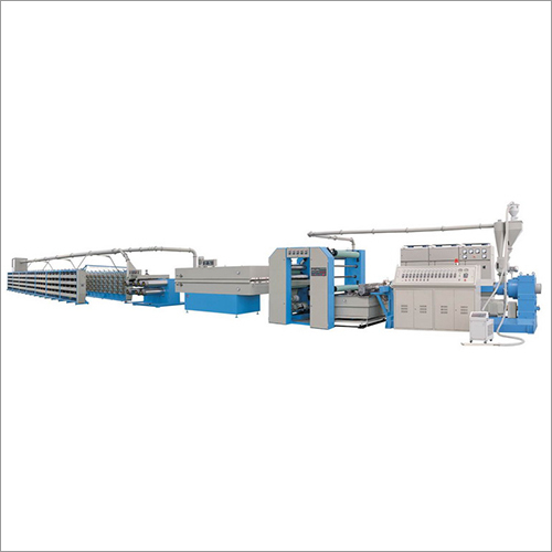 High-Speed Flat Yarn Production Line