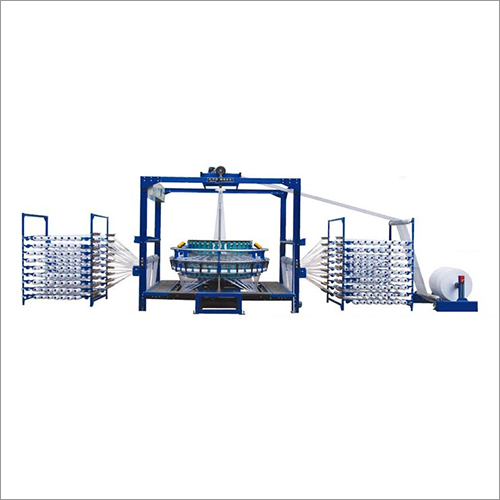 Four Shuttle Circular Loom