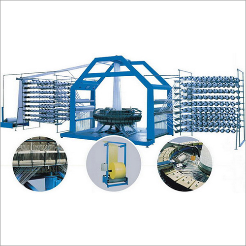 Six Shuttle Circular Loom