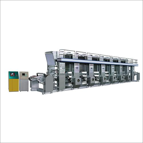 Computer Combination Gravure Printing Machine