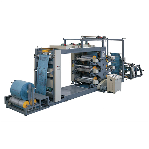 Flexographic Printing Machine for PP Woven Sack