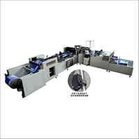 Automatic Cutting and Sewing Machine for PP Laminated Bag