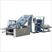 Automatic Cold Cutting Machine for PP Woven Bag