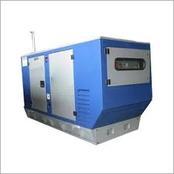 Three Phase Silent Diesel Generator