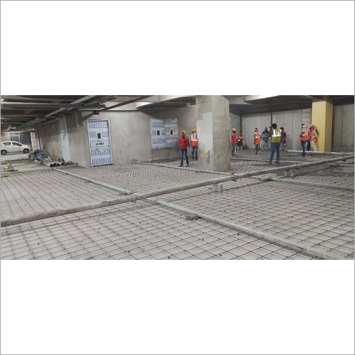 Concrete VDF Flooring Services Contractor