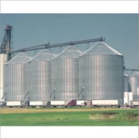 Galvanized Storage Silos
