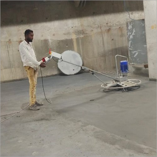 Cement Concrete Flooring Services