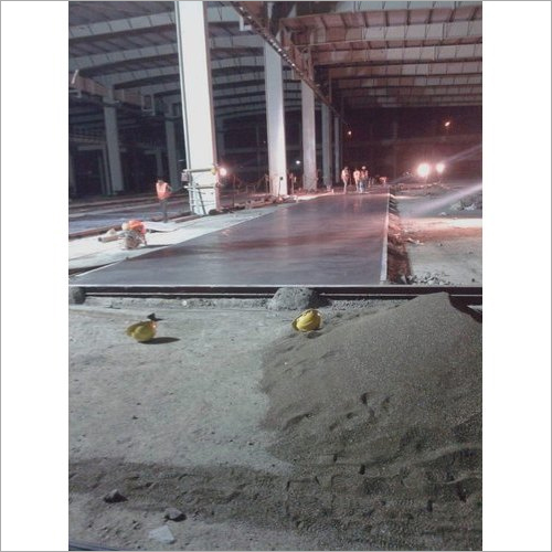 IPS Cement Concrete Flooring Services