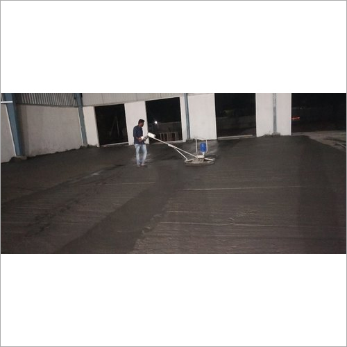Commercial Concrete Floor Polishing Services