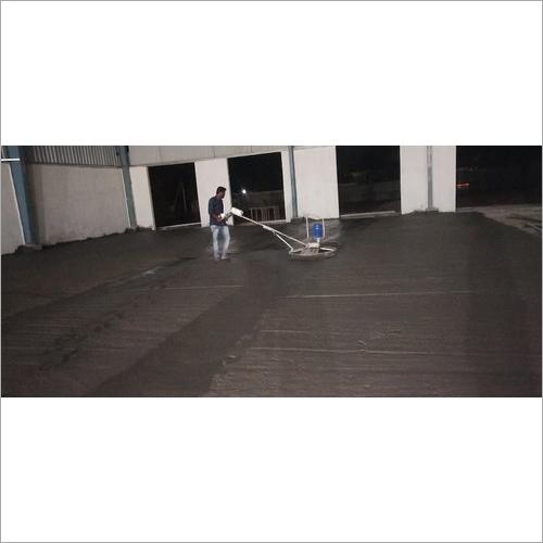 Commercial Concrete Floor Polishing Services