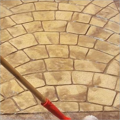 Stamped Concrete Flooring Services