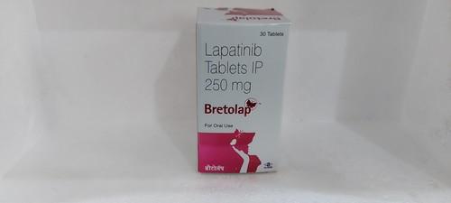 Bretolap - Lapatinib Tablets Ip