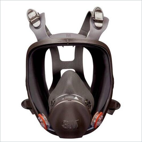 3M Full Face Reusable Respirator 6800 Medium