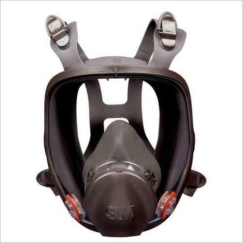3M Full Face Reusable Respirator 6800 Medium