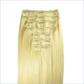 Blond Hair Clip Ins