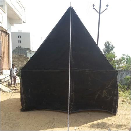 Single ply tent